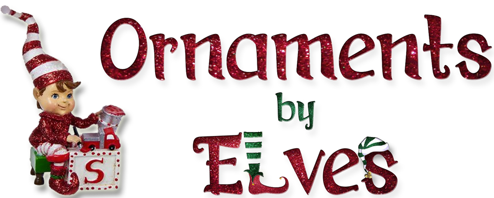 Ornaments by Elves Logo